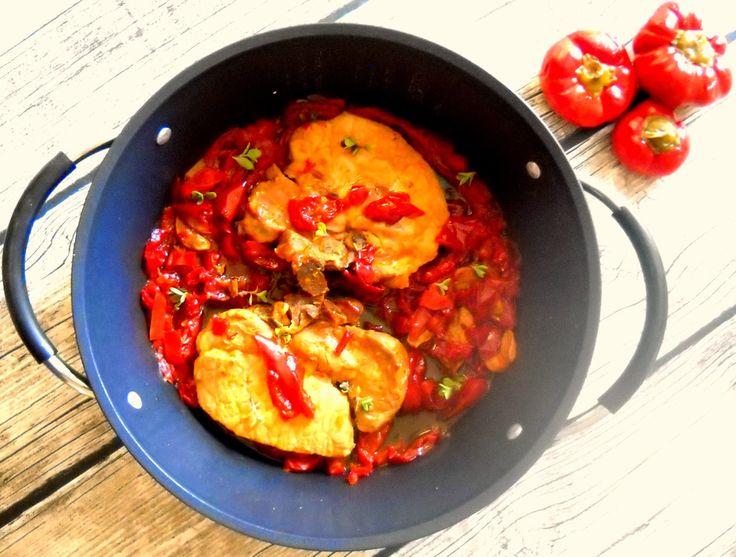 Ricette Barbare: Braciole con i peperoni