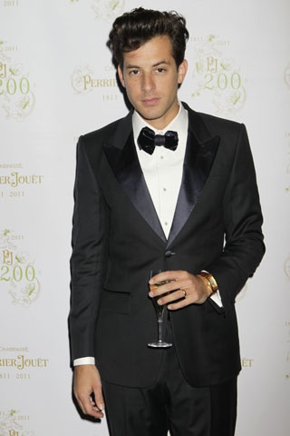 Mark Ronson looking great at no. 21 on the GQ Best-Dressed list.