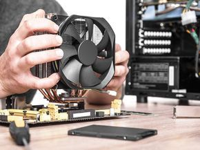 Learn how to choose the right components for your first build, where to buy them, and the installation basics necessary to build a PC.