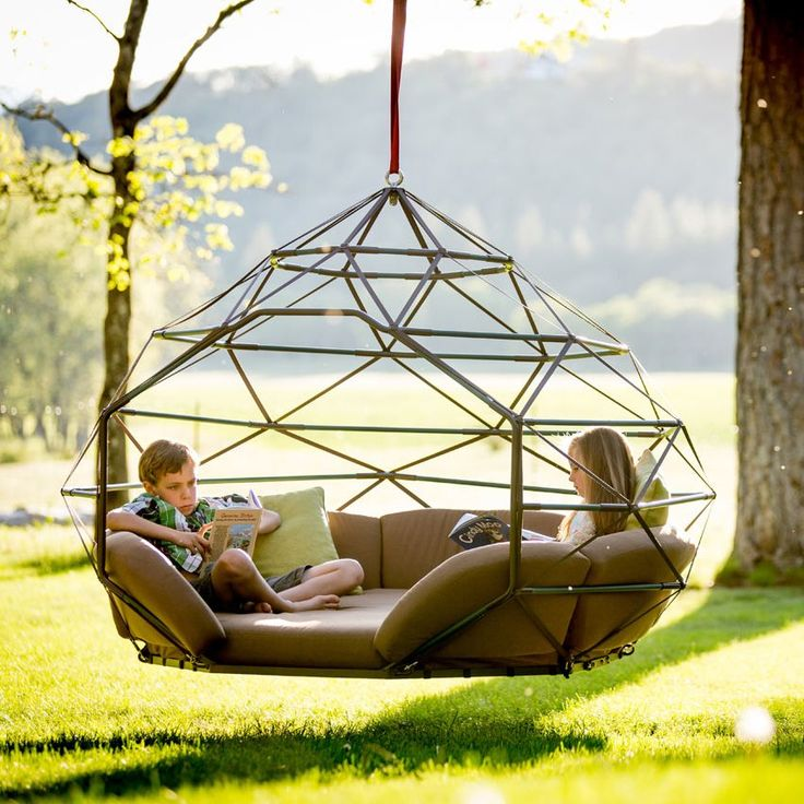 Fancy | Geodesic Hanging Pod