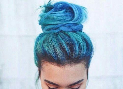 25 Best Ideas About Big Hair On Pinterest: 25+ Best Ideas About Blue Hair On Pinterest