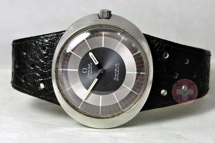 Vintage Omega Dynamic - Rare