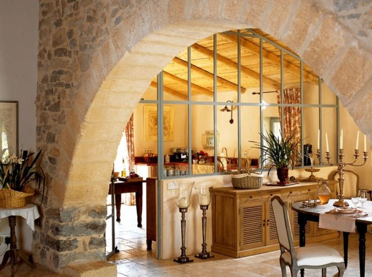 Traditional French Country House 4