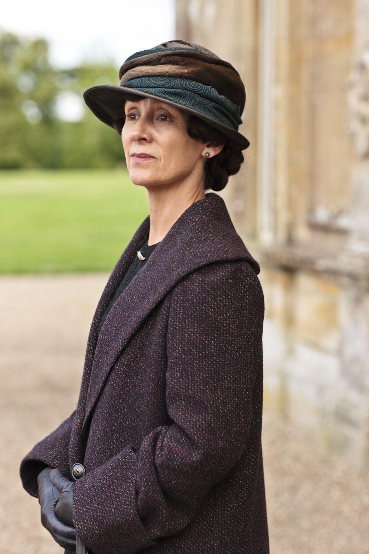 Downton Abbey Daphne Bryant