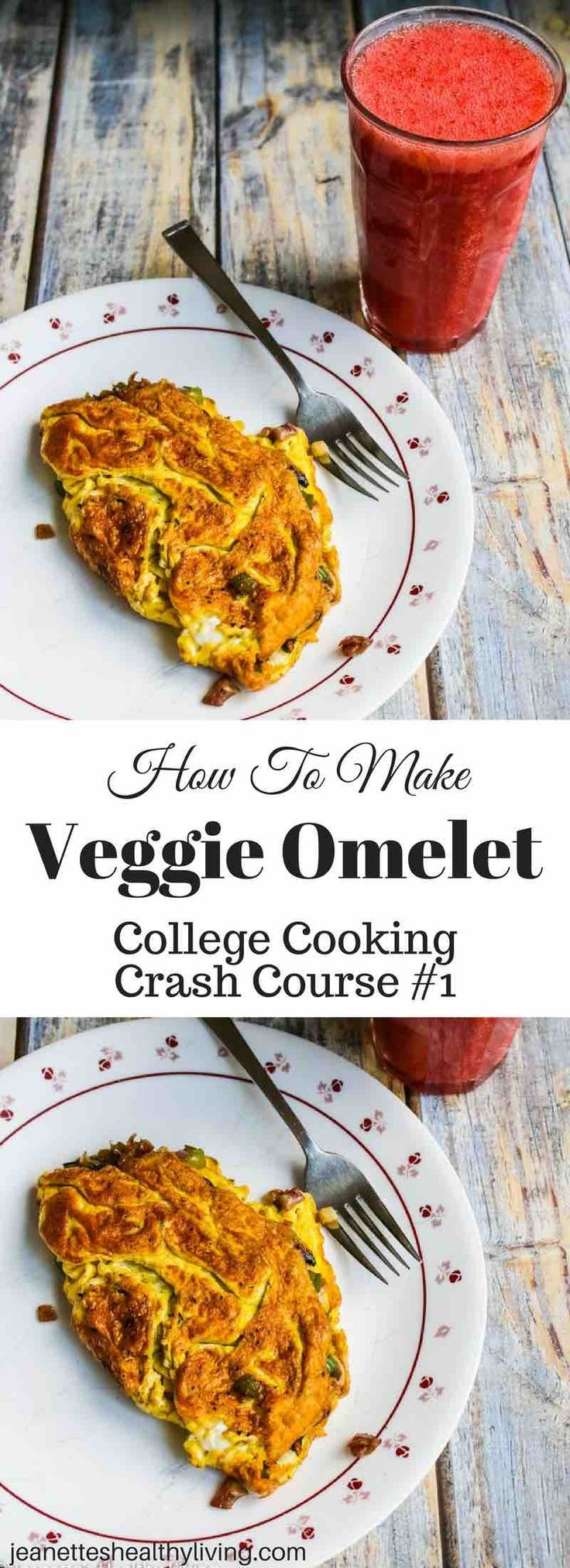 11702 best to your health images on pinterest clean eating kyles first veggie omelet college cooking crash course learning to make healthy delicious forumfinder Gallery
