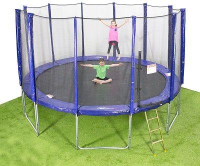Kids Trampoline Australia - Round And Rectangle Trampolines Australia