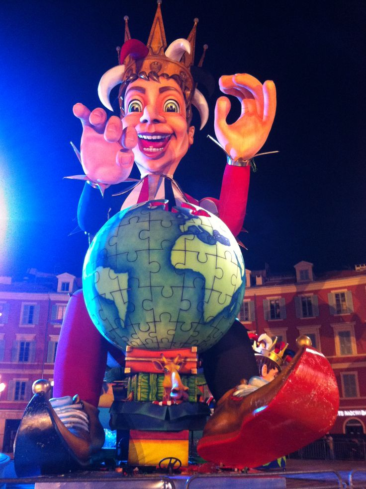 Nice Place Masséna Carnaval 2013