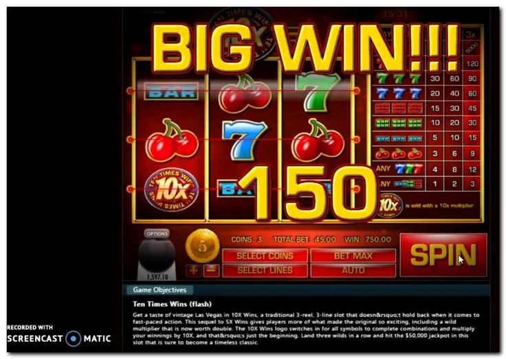 220 Free Spins no deposit at Slots Million Casino 55x Play