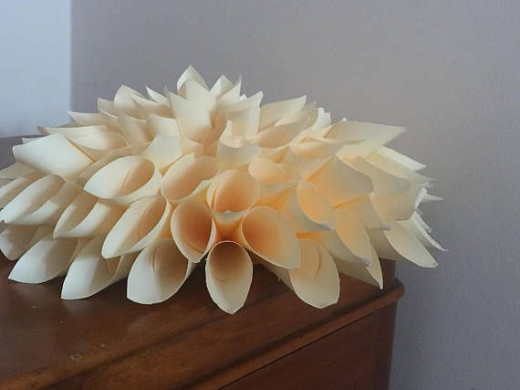 Handmade Big Decor Weddings Table Decor Light Yellow Wedding