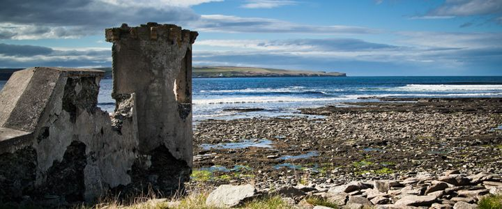 Thurso in Scotland is one of the UK's top surf spots. Quiet and ruggedly beautiful, not many places compare! Click through for more surfing beaches.