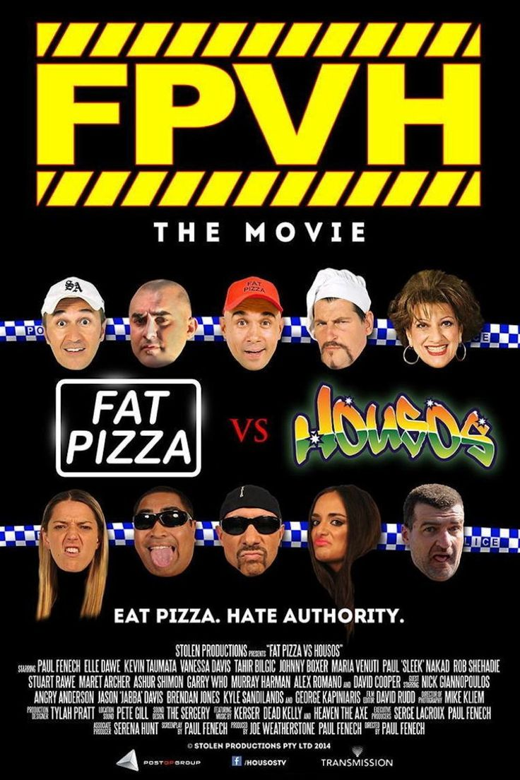 Fat Pizza vs. Housos (2014) FULL MOVIE. Click images to watch this movie