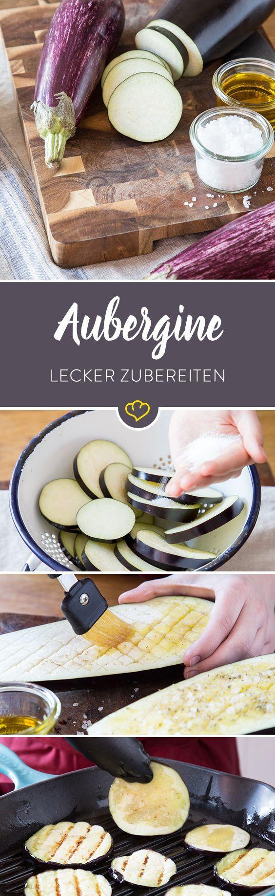 Aubergine ist langweilig? Völliger Quatsch: Mit diesen Tipps zur Lagerung und Verarbeitung sowie 8 Methoden der Zubereitung, wird sie richtig lecker.