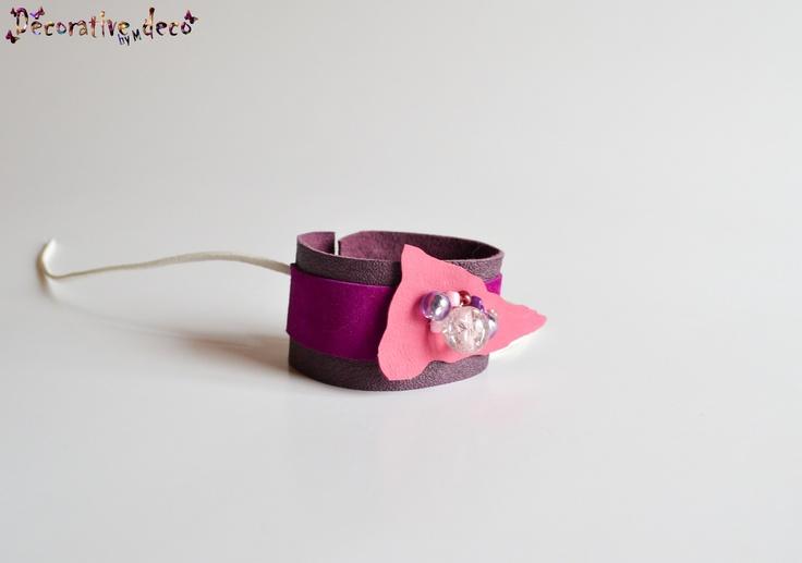 Bracelet - Pink is Fun
