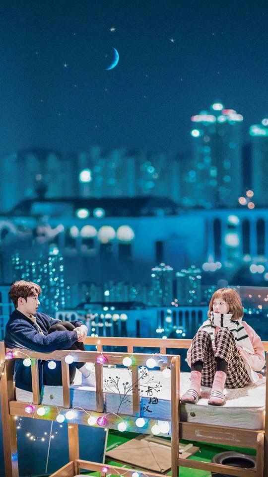 Weightlifting fairy Kim Bok Joo - One of the cutest romcom there is  The chemistry btw Lee Sung Kyung & Nam Joo Hyuk is undeniable and there are just the cutest
