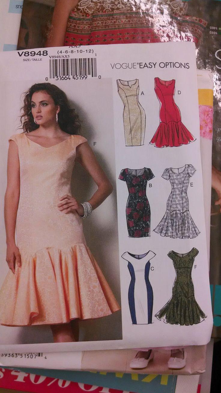 25 best bridesmaids dresses images on pinterest bridesmaids vogue missesmisses petite dress pattern size ombrellifo Images