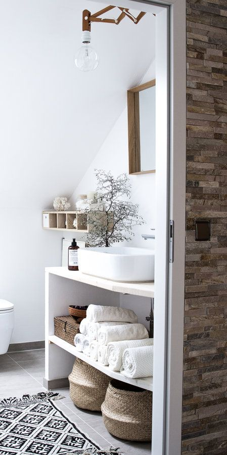 Alles Neu: Das Badezimmer