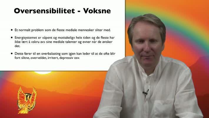 Rainbow Reiki Norge: Video 5 - Oversensibilitet