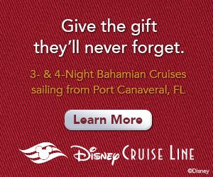 Give the gift they'll never forget! A 3 or 4-night Bahamian Cruise on Disney Cruise Line!  www.magicaltravel.com #MagicalTravel #DisneyCruise  1-866-207-8387