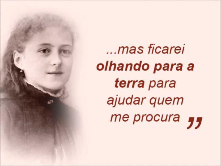 Promessa de Santa Teresinha do Menino Jesus, Santa Teresa de Lisieux