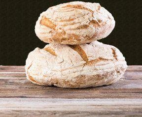 Gluten-Free Artisan Bread in 5 Minutes (aquafaba to make egg-free) | #Bread #Sandwich