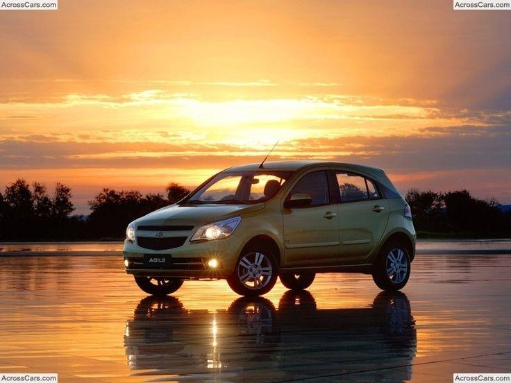 Chevrolet Agile (2010)