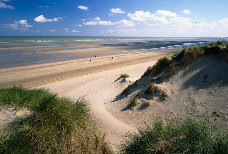 Belgien Strand im Belgien Reiseführer http://www.abenteurer.net/1000-belgien-reisefuehrer/