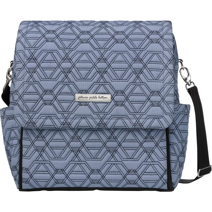 Petunia Pickle Bottom Boxy Backpack Diaper Bag - Kettering Station Stop - BBPO-537-00