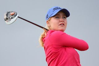 Joe Dorish Sports: Photos of LPGA Golf Star Charley Hull in 2016