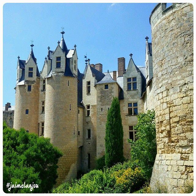 Le #château de Montreuil-Bellay. Une page d'histoire de l'Anjou by @rod_anjou #jaimelanjou