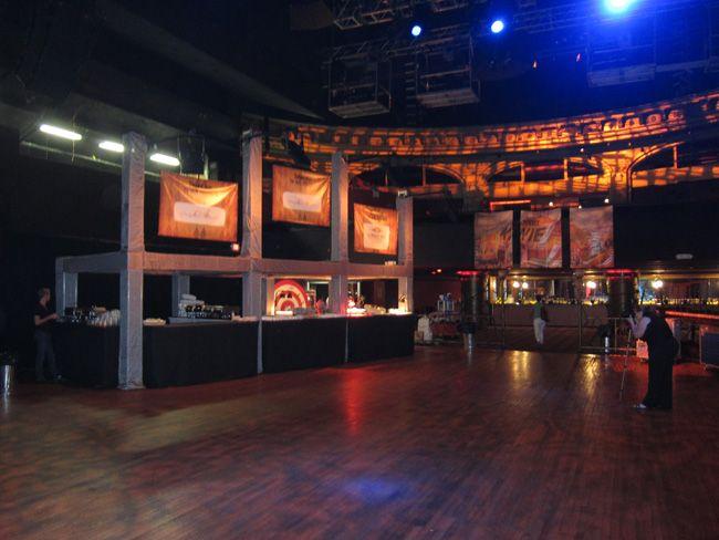 Zarkana Cirque du Soleil Premiere Party at Roseland Ballroom, NYC 2011 - Set design by Ian Routhier & Benoit Lusignan © Cirque du Soleil
