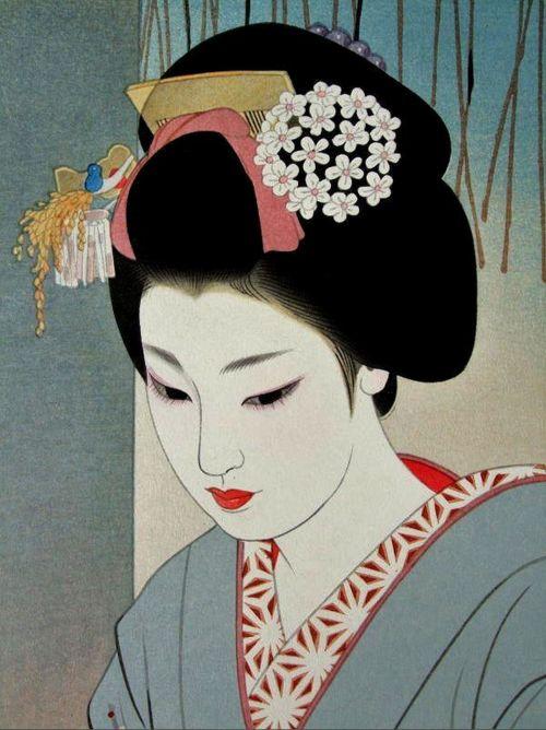 brandnewboxofmatches:Vintage Japan
