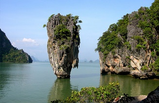 Ao Phang-Nga National Parks, Thailand
