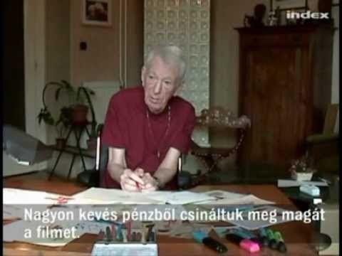 Dargay Attila emlékei a Vuk-ról