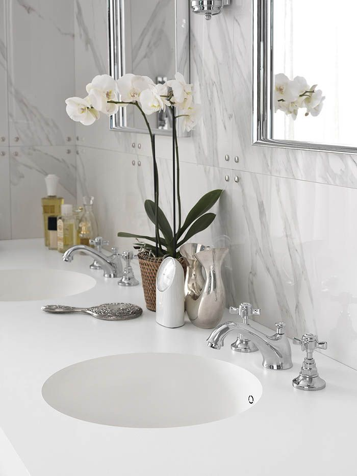 Portraits Of Life   Modern Retro New DuPont™ Corian® Bathroom Collection.  Badezimmer WaschbeckenBadkollektionenModernen ...