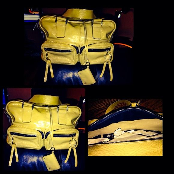"""chloe replica bags - Selling this """"Chlo�� Yellow Patent Leather Betty Bag"""" in my ..."""