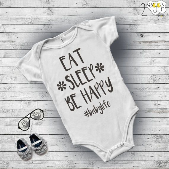 Cute baby sayings,baby body suit,newborn girl gift,baby shower,baby girl clothes,infant clothing,baby onsies for girls,baby gift handmade ✿✿✿ This listing is for white onesie/shirt with the #babylife instructions:) All the designs may also be printed on T-shirts for older children,even for adults!!Dont hesitate to ask us for possibilities! Check more designs for baby clothing in our shop: ✪✪✪✪ SIZE: Please be sure to select the right size in the drop down menu before adding to cart....