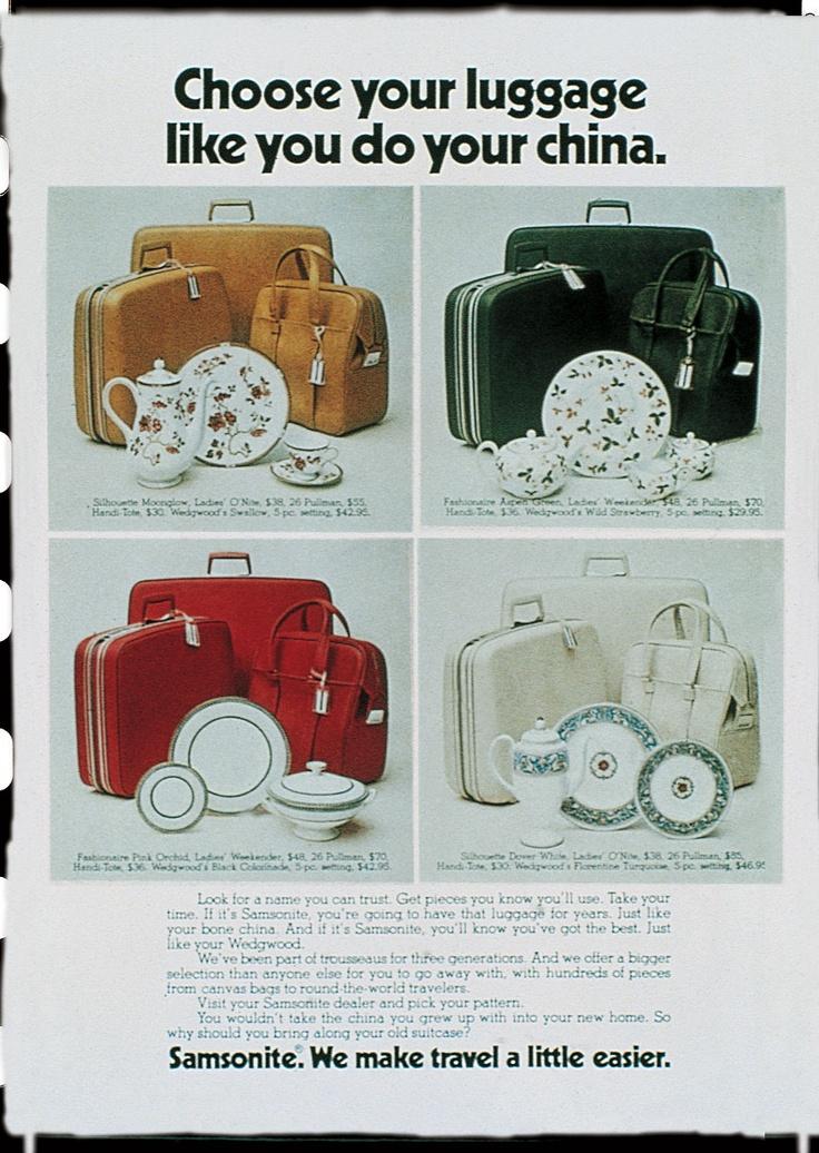 16 best Vintage Luggage images on Pinterest