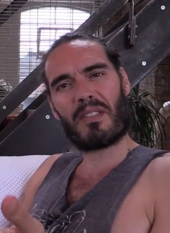 Yikes — Russell Brand slams Sean Hannity in a 12-minute rant (and Sean Hannity responds)