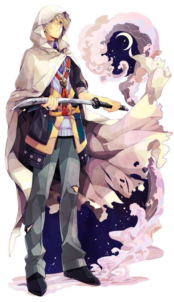 March 3 Anime Characters : Tags png conversion pixiv id touken ranbu