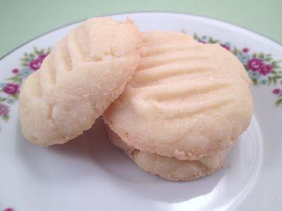 Through Grandma's Cookbook: Shortbread (Chrys Radmore)