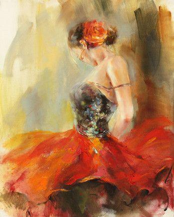 Torero - Anna Razumovskaya print