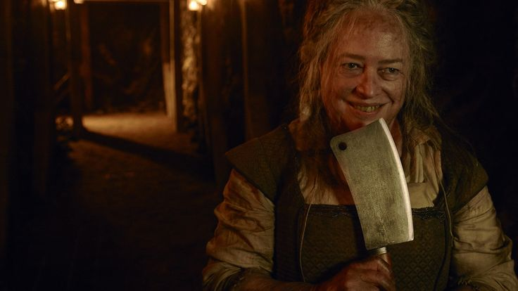 This season of American Horror Story has been a downright nightmare...a Roanoke Nightmare (see what I did there?). Not only is it actually terrifying, but