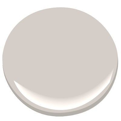 Benjamin Moore-Portland Gray, 2109-60. Inspired by Portland's temperate climate, this effortlessly easy shade of gray is a cool classic with spellbinding softness and subtlety. (This color is part of our Candice Olson Designer Picks collection.)