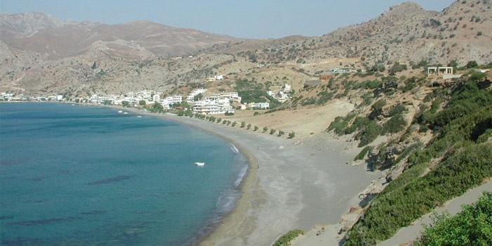 Tsoutsouras Beach