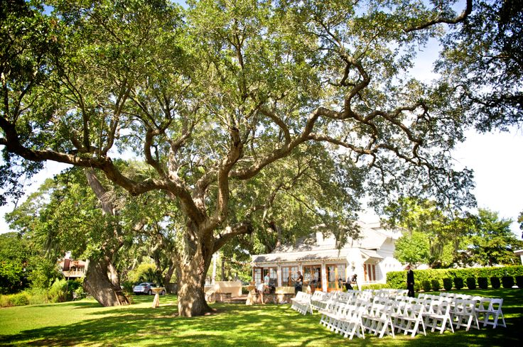 The River House at Lowndes Grove Plantation in Charleston, South Carolina | Waterfront wedding & event venue | Photo by Stephen Blackmon