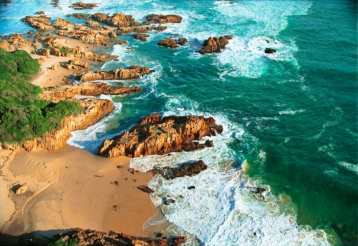 Kynsa Beach, South Africa