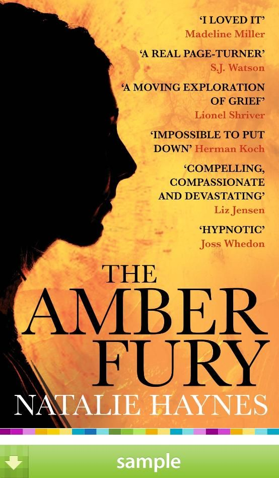 'The Amber Fury' by Natalie Haynes - Download a free ebook sample and give it a try! Don't forget to share it, too.