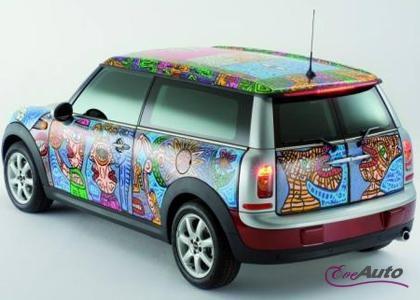 My car <3Sources D Inspiration, Art Cars, Minis Clubman, Cars Mouvement