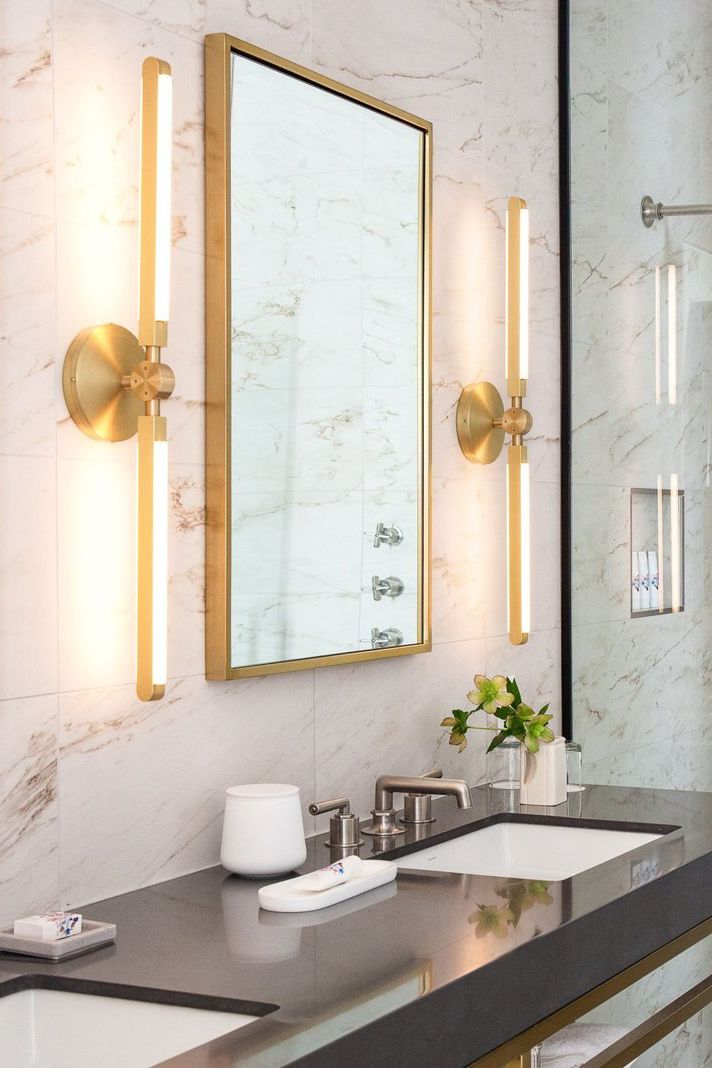 Bathroom Mirror Lights, What Is The Best Lighting For A Bathroom Mirror