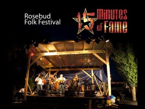Rosebud Music Festival – Where everyone gets 15 Minutes of Fame!